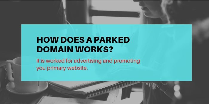 How does parked domain works