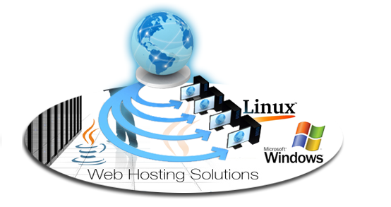 web host solution