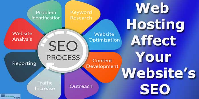 Can Web Hosting affects your website's SEO