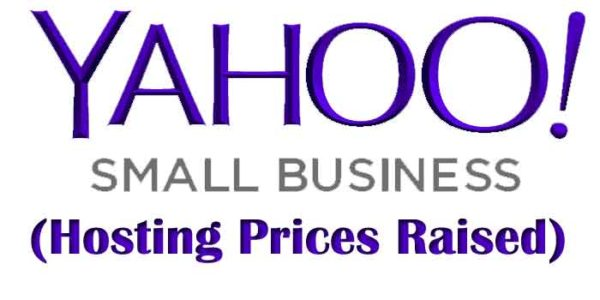 Yahoo Small Business Hosting