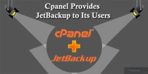 Cpanel get partnership with Jetapps