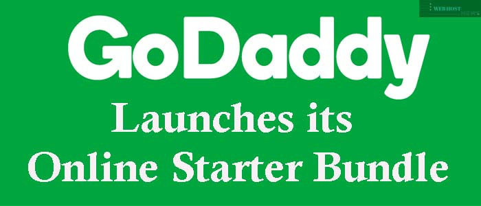 Godaddy launches its Online Starter Bundle