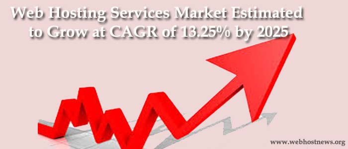 Web-Hosting-Services-Market-Estimated-to-Grow-at-CAGR-of-13.25%-by-2025