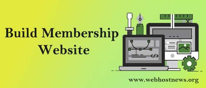 Build-Membership-Website