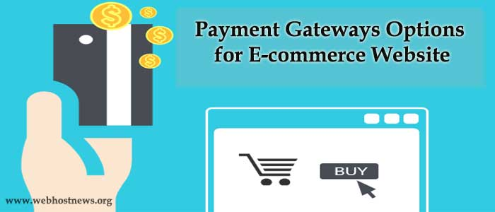 Payment Gateways Options for E-commerce Website