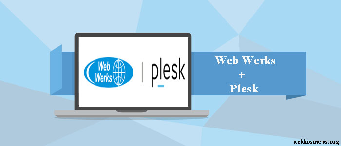 Web Werks partnership with plesk