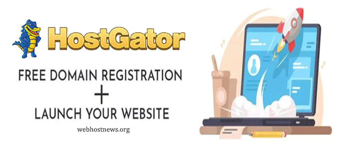 Free Domain NAme Registration with Hostgator